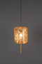 Gold Lantern Pendant Lamp S | Dutchbone Suoni | DutchFurniture.com