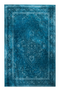 "Vintage Ocean Area Rug 6'5"" x 10' 