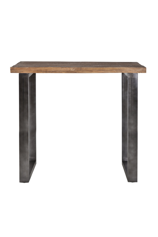 Rectangular Wooden Bar Table | Eleonora Mango | dutchfurniture.com!