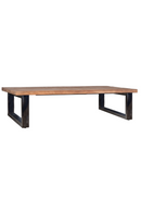 Rectangular Wooden Coffee Table L | Eleonora Mango | dutchfurniture.com