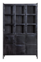 Industrial Barrister Bookcase XL | Eleonora Heidi | dutchfurniture.com