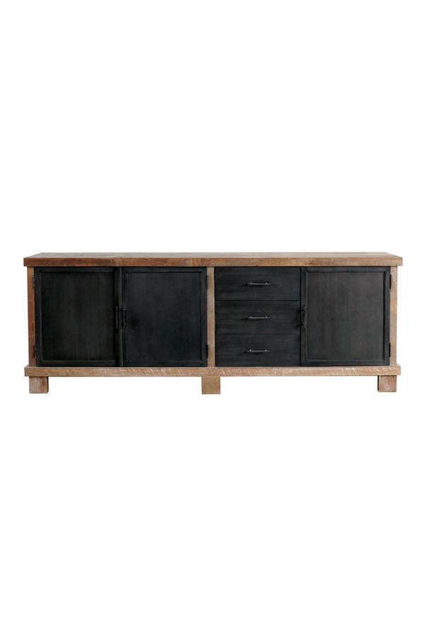 Recycled Wood Sideboard | Eleonora Geneve | dutchfurniture.com