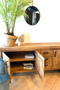 Wire Brushed Wooden Sideboard | Mango| Dutchfurniture.com
