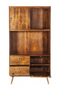 Brown Wooden Cabinet | Eleonora Wisconsin | dutchfurniture.com