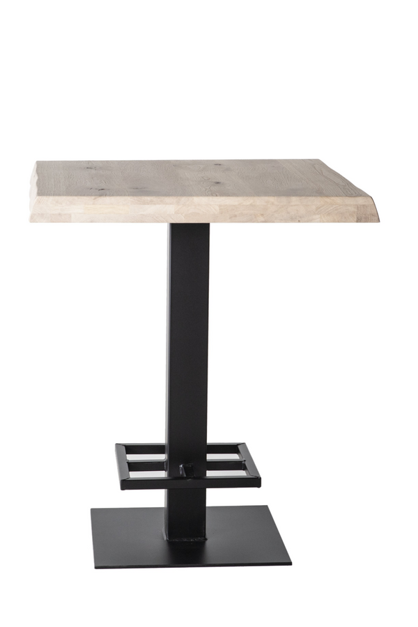 Bleached Wood Counter Table (S) | Eleonora Misty | dutchfurniture.com