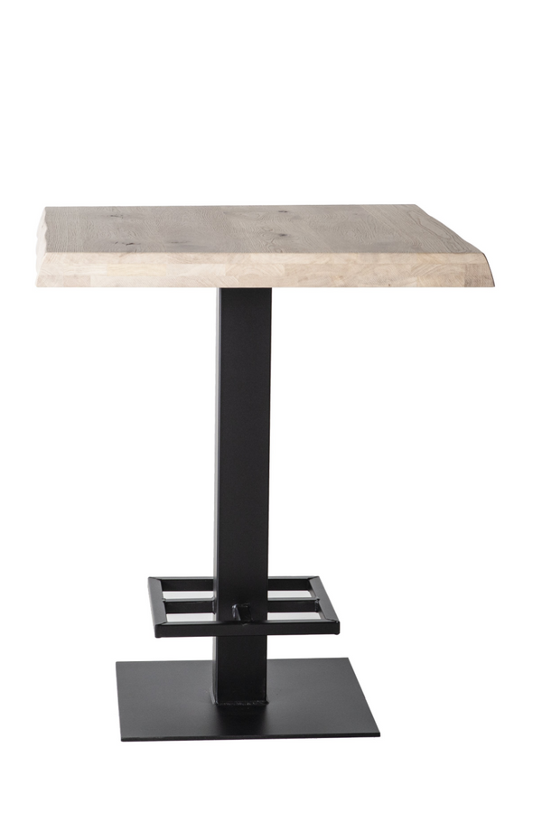 Bleached Wood Counter Table (L) | Eleonora Misty | dutchfurniture.com