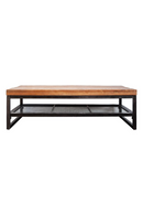 Rectangular Wooden Coffee Table | Eleonora Mango | dutchfurniture.com