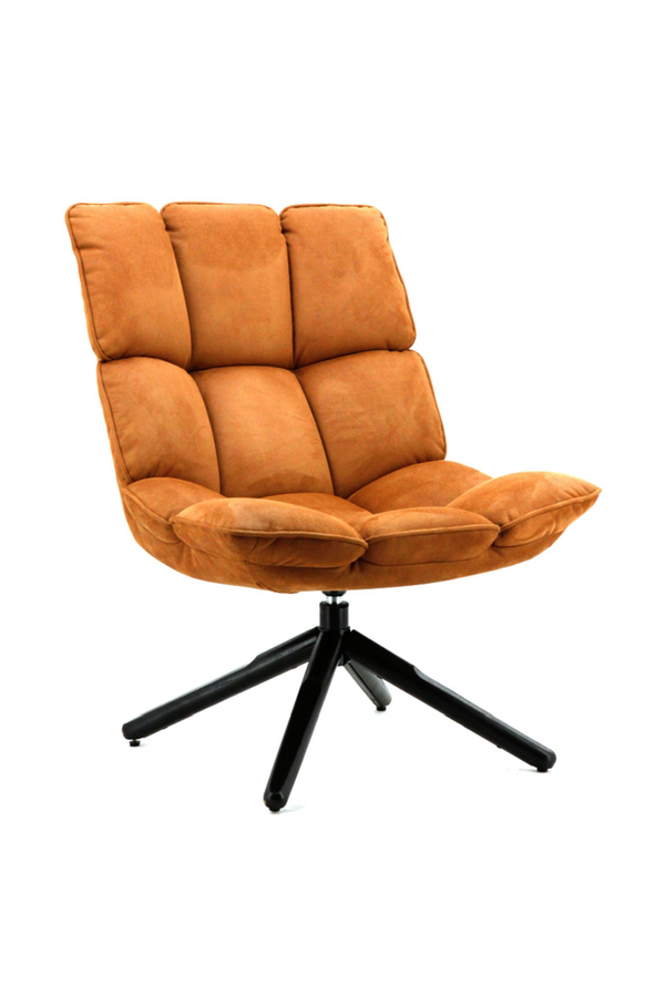 Amber Swivel Lounge Chair | Eleonora Daan | Dutchfurniture.com