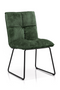 Hunter Green Dining Chair | Eleonora Ruby | dutchfurniture.com