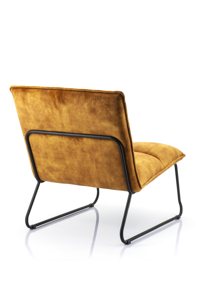 Amber Upholstered Lounge Chair | Eleonora Ruby | dutchfurniture.com
