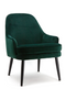 Green Velvet Armchair | Eleonora Barbara | dutchfurniture.com