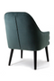 Teal Velvet Armchair | Eleonora Barbara | dutchfurniture.com