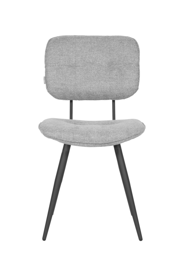 Zinc Woven Dining Chair | LABEL51 Lux | DutchFurniture.com