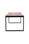 Natural Wooden Dining Table | LABEL51 Brussels | Dutchfurniture.com