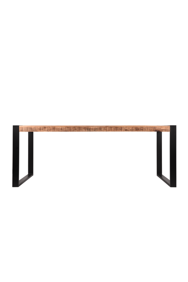 Mango Wood DIning Table | LABEL51 Rough | DutchFurniture.com