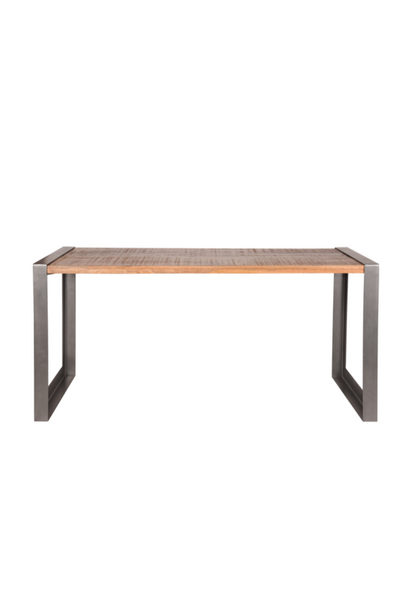 Framed Wooden Dining Table | LABEL51 Factory | DutchFurniture.com