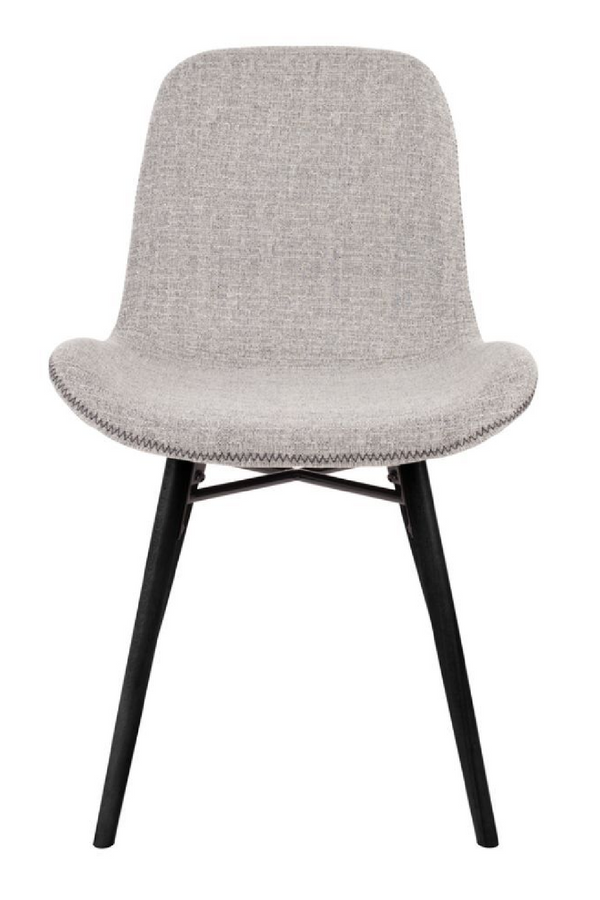 Light Gray Dining Chairs (2) | DF Lester | Dutchfurniture.com