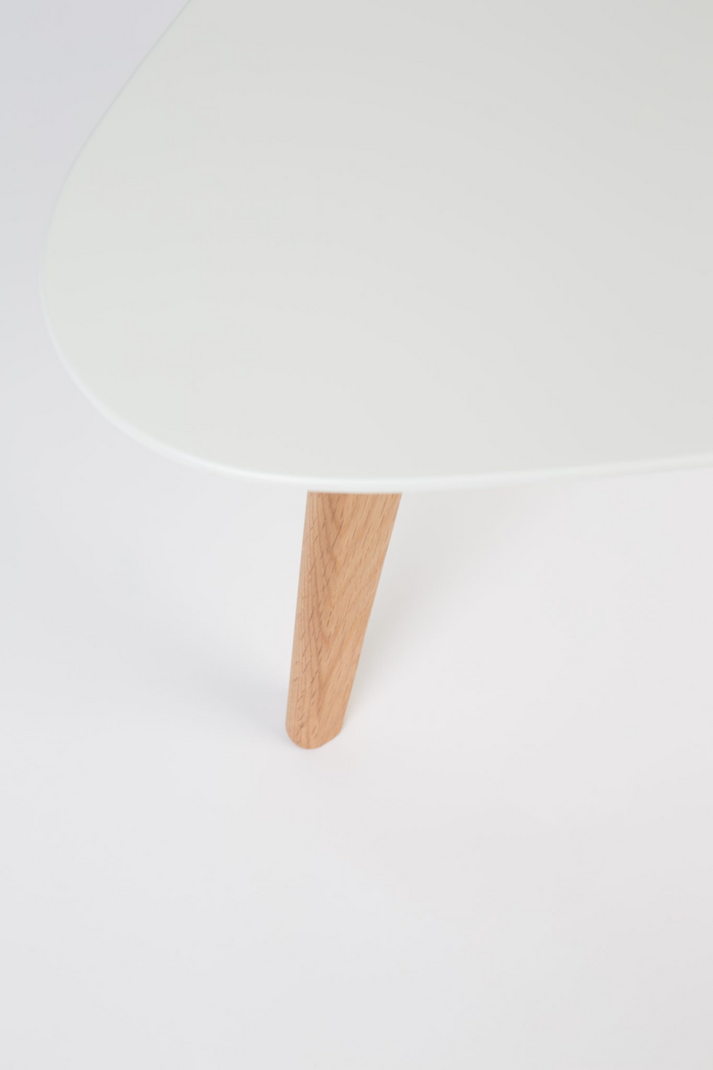 White Nesting End Tables | DF Drop | Dutchfurniture.com