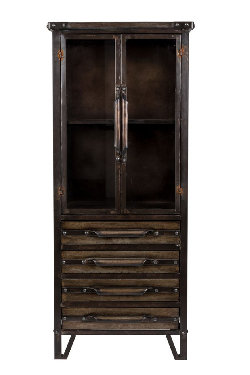 Metal Display Cabinet | DF Otis | Dutchfurniture.com