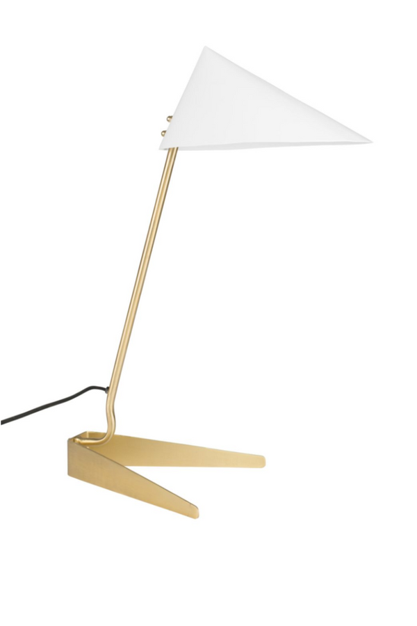 White Shade Table Lamp | DF Lizzy | DutchFurniture.com