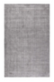 "Dark Gray Handwoven Area Rug 5'5"" x 8' 