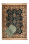 Camel Fringe Area Rug 5' x 7'5"