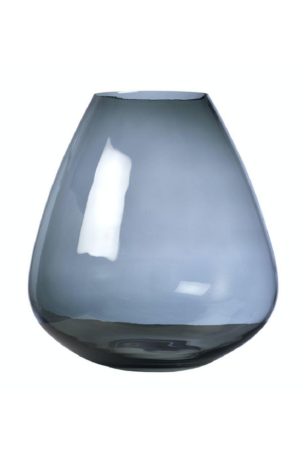 Gray Glass Vase | Pols Potten Wiskey | Dutchfurniture.com