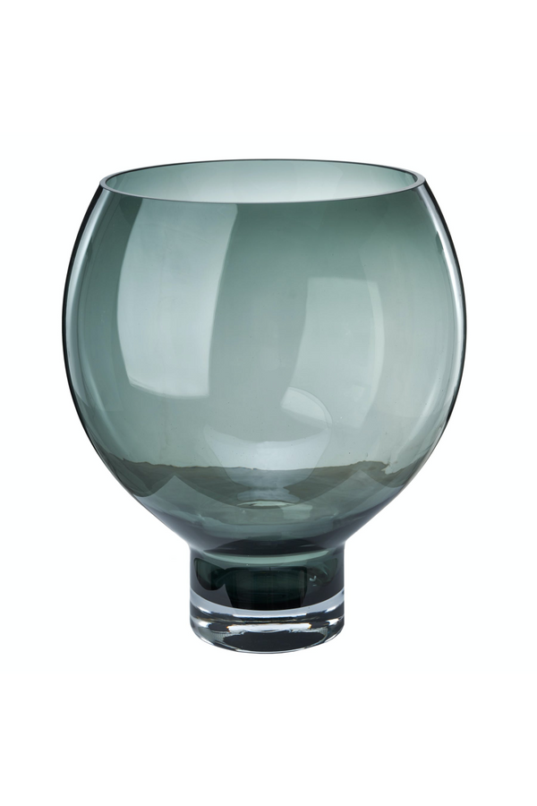 Gray Decorative Vase | Pols Potten Coupeball | DutchFurniture.com