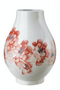 Red Porcelain Vase | Pols Potten Peony | DutchFurniture.com