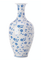 Blue Dot Porcelain Vase | Pols Potten Japanese | DutchFurniture.com