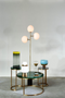 Round Nesting Coffee Tables Set | Pols Potten Glossy | DutchFurniture.com