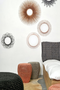Sun Shaped Mirror | Pols Potten Prickle | DutchFurniture.com