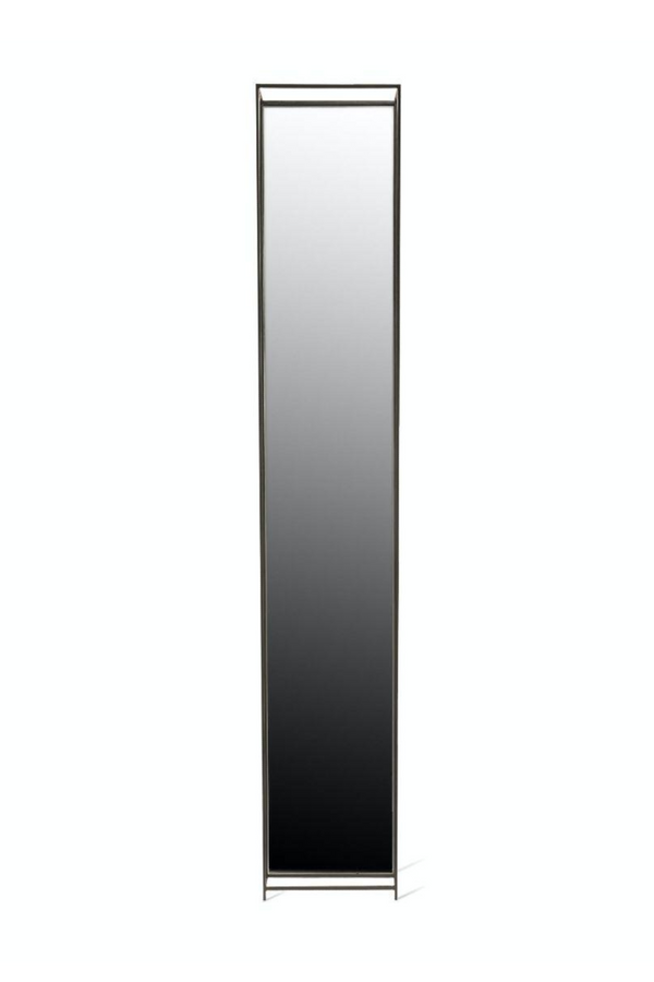 Black Frame Mirror | Pols Potten Selfie | DutchFurniture.com