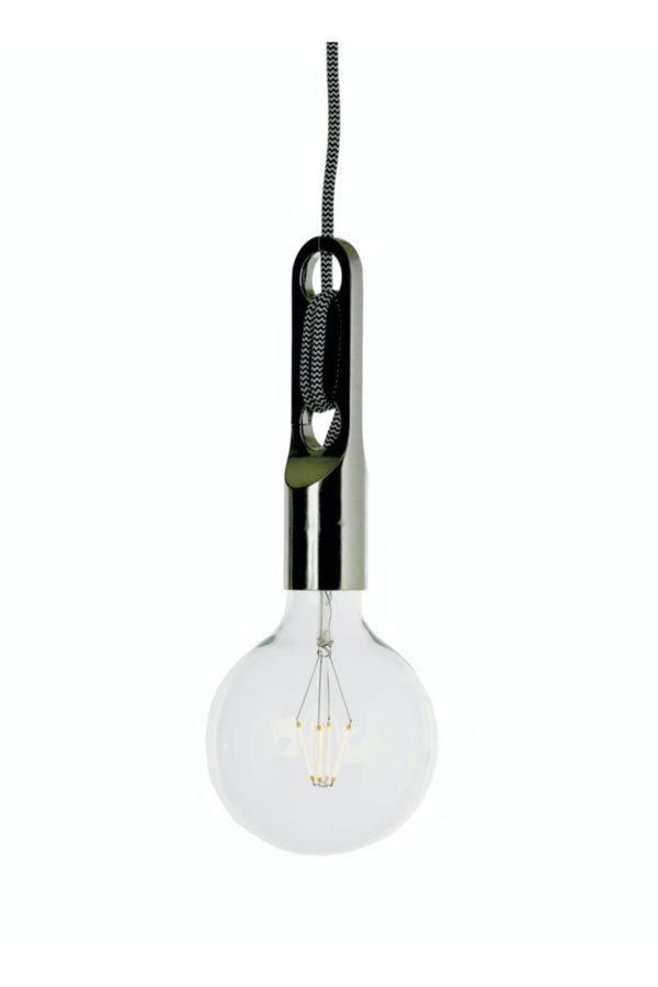 Gray Pendant Lamp | Pols Potten Wickle | DutchFurniture.com