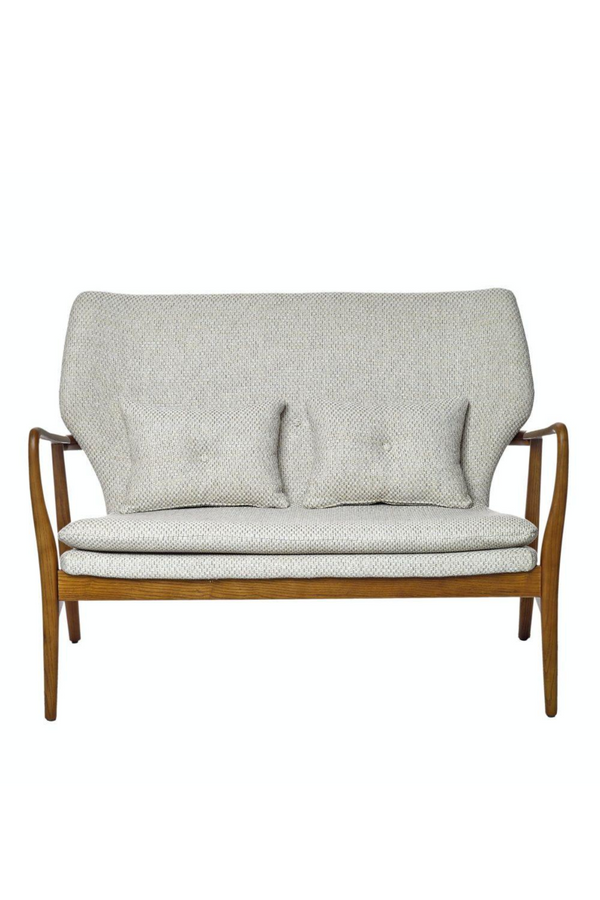 Beige Ash Wood Frame Sofa | Pols Potten Peggy | DutchFurniture.com