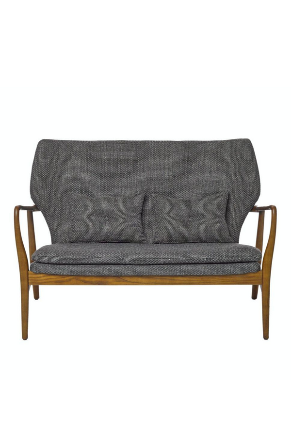 Gray Ash Wood Frame Sofa | Pols Potten Peggy | DutchFurniture.com