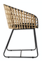 Beige Rattan Chair | Pols Potten Toyko | DutchFurniture.com