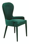 Green Velvet Dining Chair | Pols Potten Aunty | DutchFurniture.com