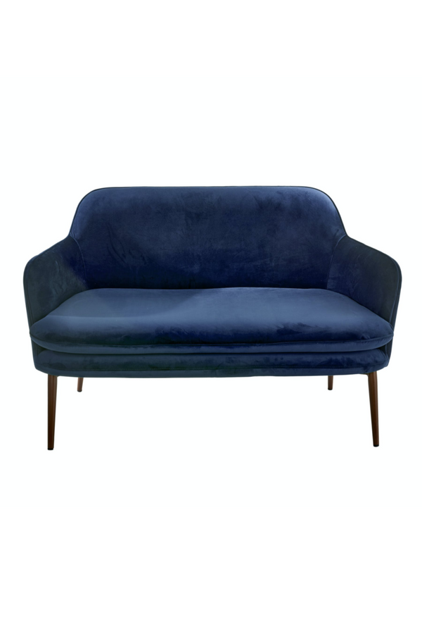 Blue Velvet Sofa | Pols Potten Charmy | DutchFurniture.com