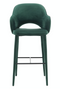 Green Velvet Barstool | Pols Potten Cosy | DutchFurniture.com