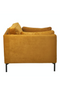 Amber Velvet Accent Chair | Pols Potten Fauteuil | DutchFurniture.com