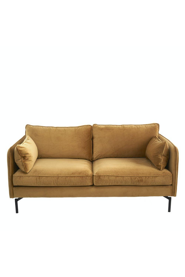 Amber Velvet Sofa | Pols Potten PPno.2 | DutchFurniture.com