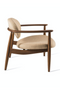 Beige Accent Chair | Pols Potten Roundy | DutchFurniture.com