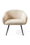 Beige Accent Chair | Pols Potten Buddy | DutchFurniture.com