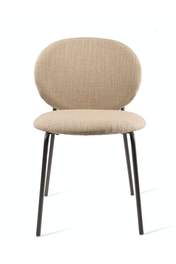 Beige Dining Chair | Pols Potten Simply | DutchFurniture.com