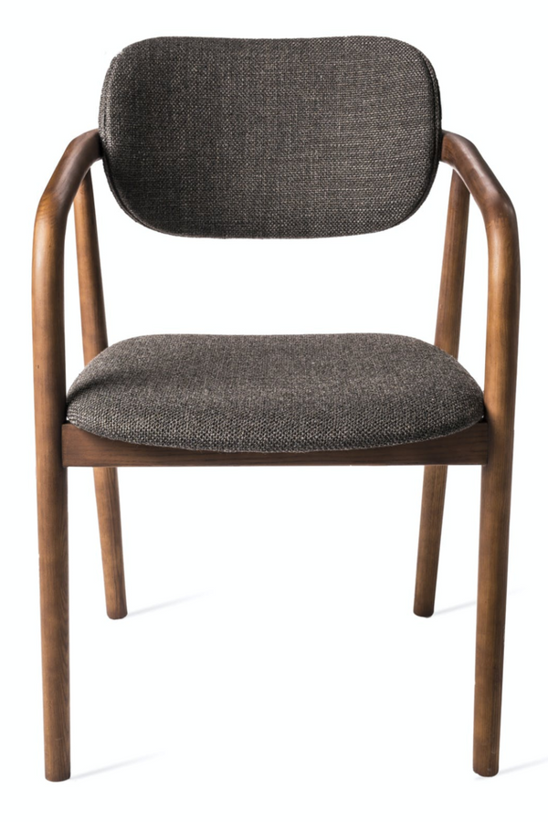 Black Dining Chair | Pols Potten Henry | Dutchfurniture.com