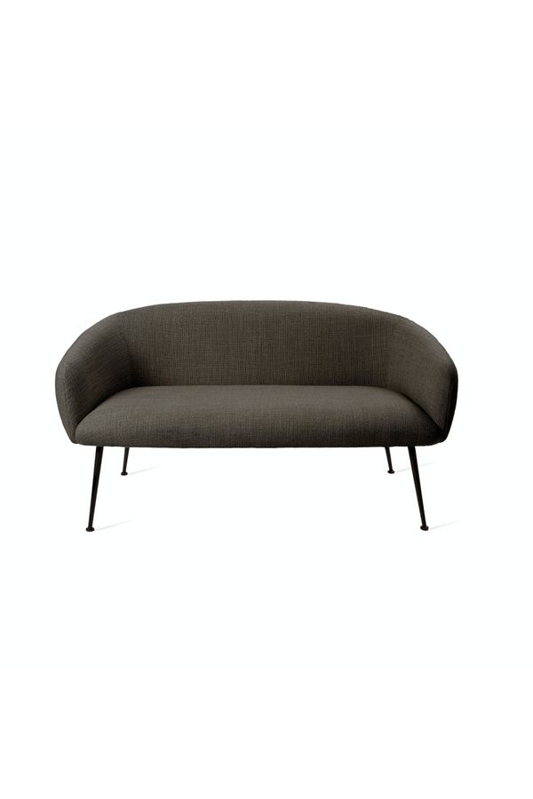 Gray Rounded Sofa | Pols Potten Buddy | Dutchfurniture.com
