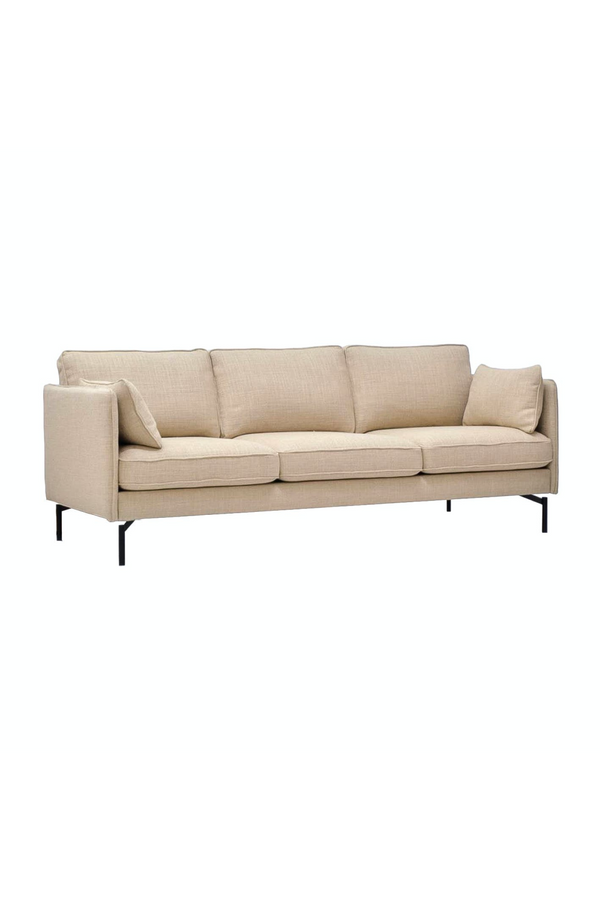 Extra Large Beige Sofa | Pols Potten PPno.2 | Dutchfurniture.com