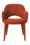 Red Dining Armchair | Pols Potten Cosy | DutchFurniture.com