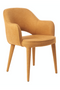 Yellow Dining Armchair | Pols Potten Cosy | DutchFurniture.com